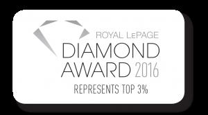Diamond-Award-Website